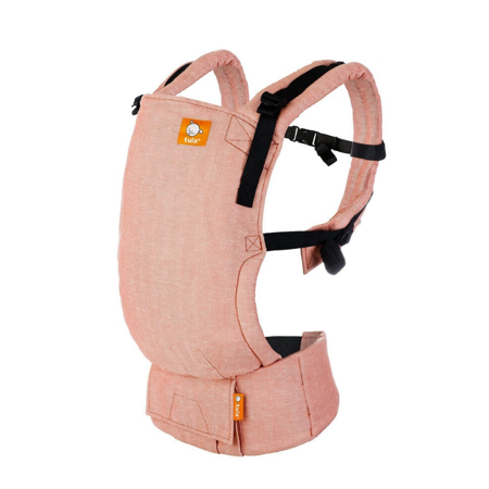Picture of Tula® Free To Grow Linen Baby Carrier Mango