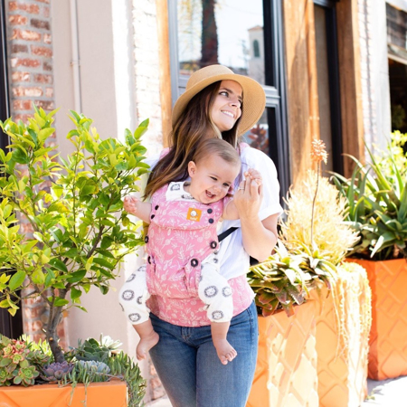 Picture of Tula® Explore Baby Carrier - Bloom