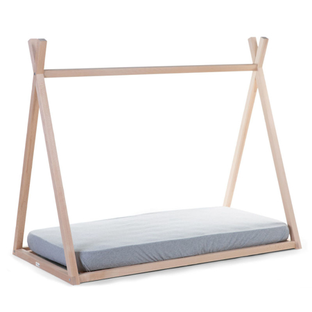 Picture of Childhome® Small Tipi Bedframe 140x70 Natur