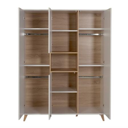 Picture of Quax® Wardrobe Loft Cupboard XL White
