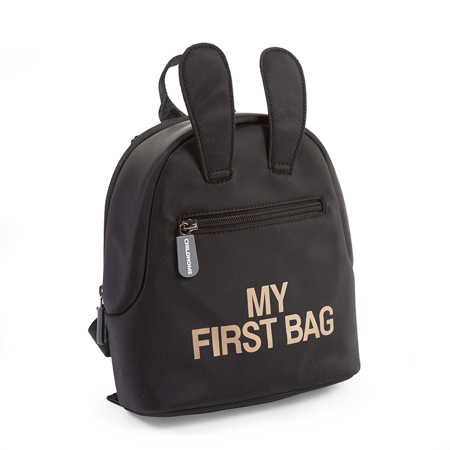 Childhome®  Children's Backpack My First Bag Black