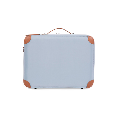 Picture of Childhome® Kids Suitcase Mini Traveller Grey Off White