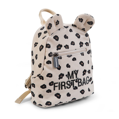 Childhome®  Children's Backpack My First Bag Leopard