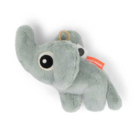 Picture of Done by Deer® Tiny sensory rattle Elphee Blue