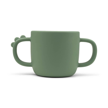 Picture of Done by Deer® Silicone Cup Peekaboo Green