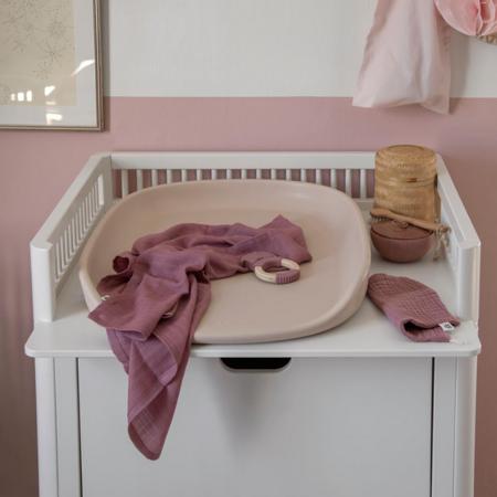 Sebra® Washcloth 3 pcs Blossom Pink  20x20