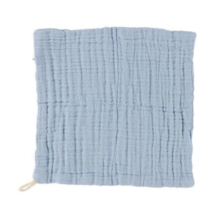 Sebra® Washcloth 3 pcs Powder Blue 20x20