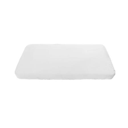 Sebra® Baby Bed Sheet Junior & Grow White 160 x 90 cm
