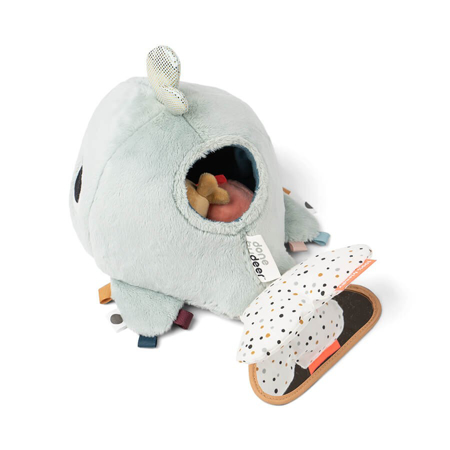 Picture of Done by Deer® Hide&Seek activity toy Wally Blue