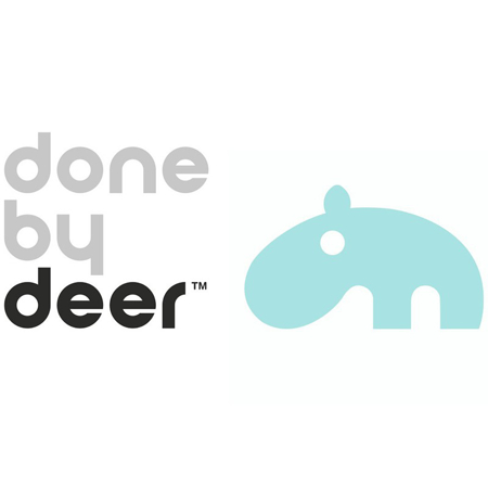 Picture of Done by Deer® Cozy keeper Puffee Blue