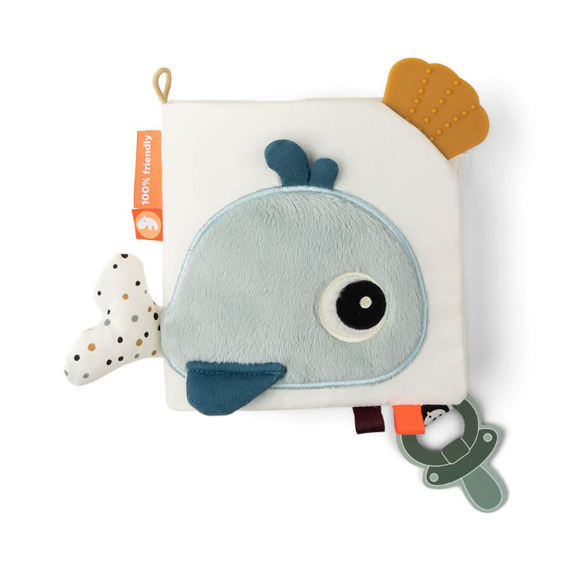 Picture of Done by Deer® Activity book Sea friends Colour Mix