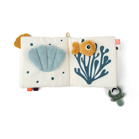 Done by Deer® Activity book Sea friends Colour Mix