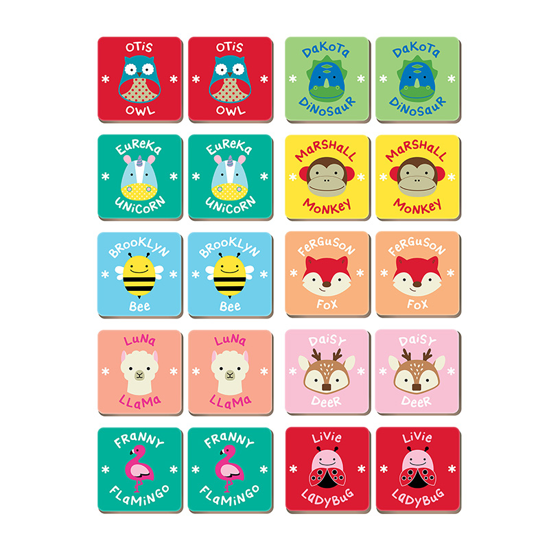 Picture of Skip Hop® Zoo Crew Memory Game
