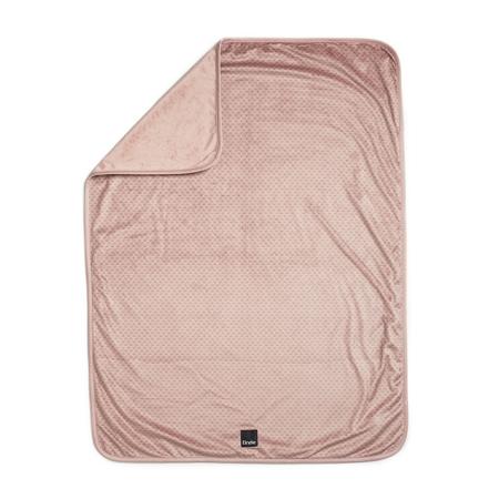 Picture of Elodie Details® Pearl Velvet Blanket Pink Nouveau