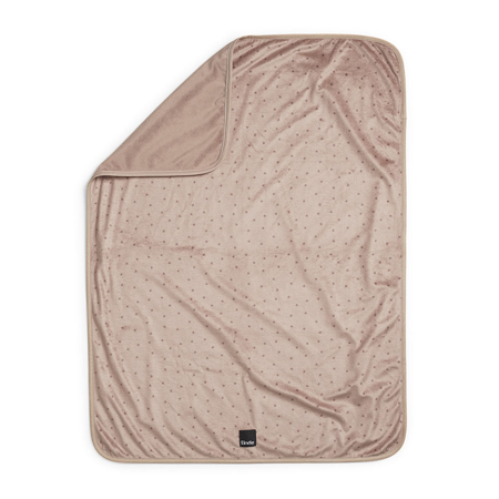 Elodie Details® Pearl Velvet Blanket Northern Star Terracotta 75x100