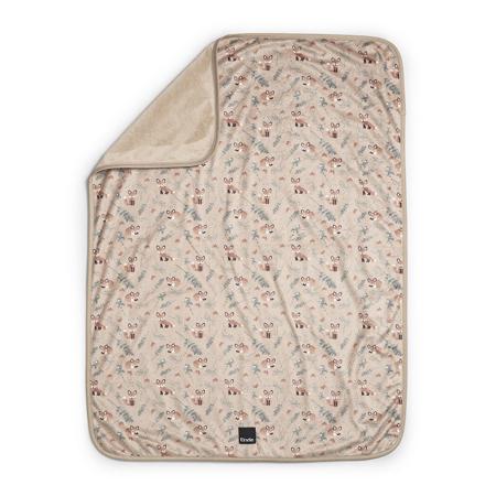 Elodie Details® Pearl Velvet Blanket Nordic Woodland 75x100