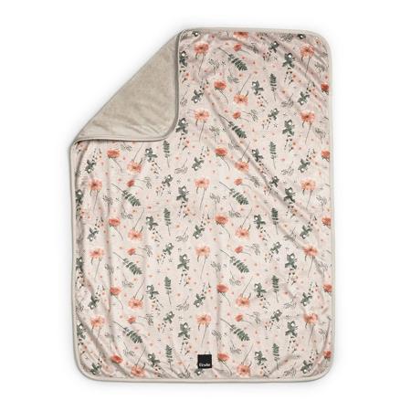 Elodie Details® Pearl Velvet Blanket Meadow Blossom 75x100