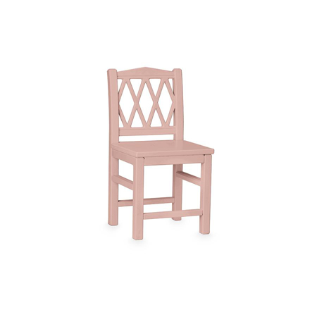 Picture of CamCam® Harlequin Kids Chair Dusty Rose