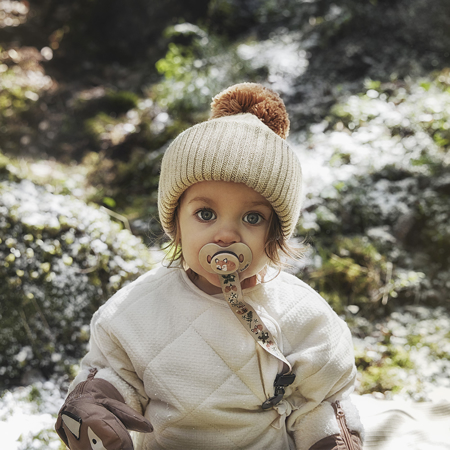 Picture of Elodie Details® Pacifier Clip Nordic Woodland