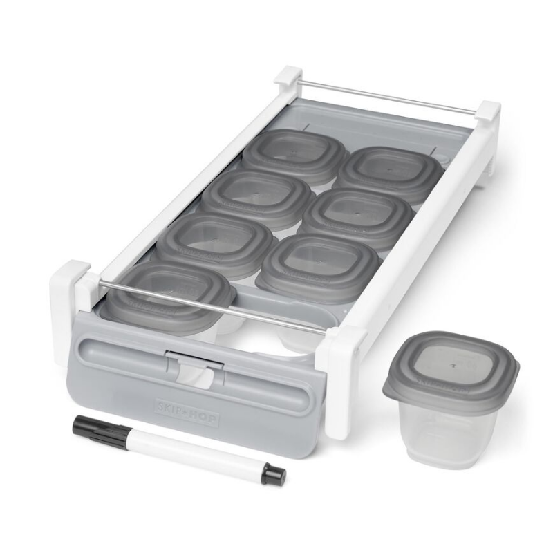 Picture of Skip Hop® Easy-Store Sliding Tray-Grey