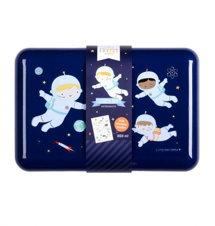 A Little Lovely Company® Lunch Box Astronauts