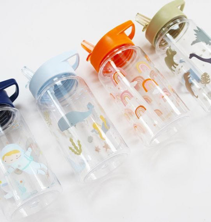 Picture of A Little Lovely Company® Bottle Ocean