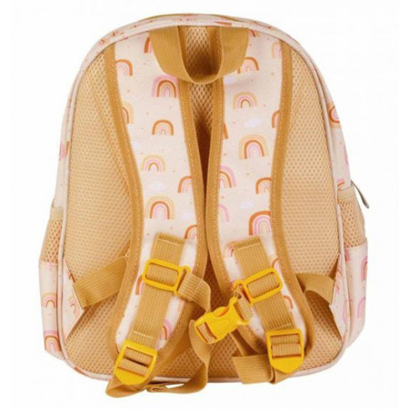 A Little Lovely Company® Insulated backpack Rainbow