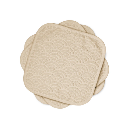 Picture of CamCam® Washingcloth Almond 30x30