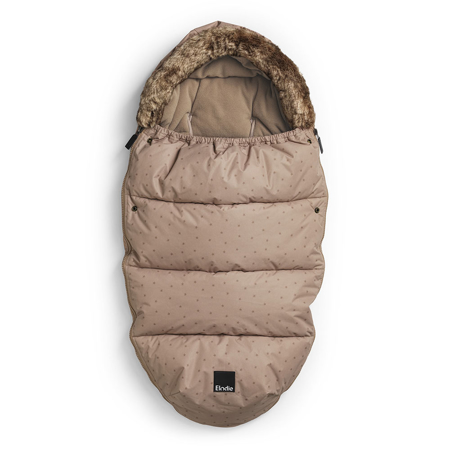Picture of Elodie Details® Footmuff Northern Star Terracotta
