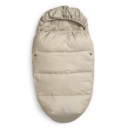 Picture of Elodie Details® Light Down Footmuff Lily White