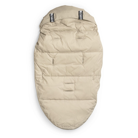 Elodie Details® Light Down Footmuff Lily White