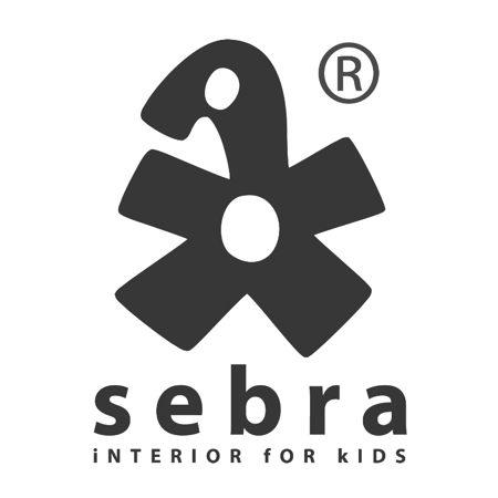 Picture of Sebra® Baby bumper Midnight Green
