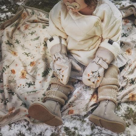 Picture of Elodie Details® Mittens Meadow Flower 1-3Y
