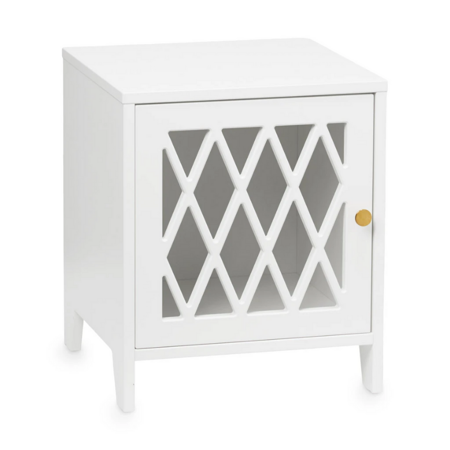 Picture of Camcam® Bedside Harlequin White