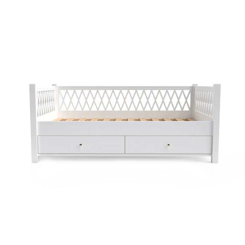 Picture of CamCam® Harlequin Junior Bed 90x160 - Grey