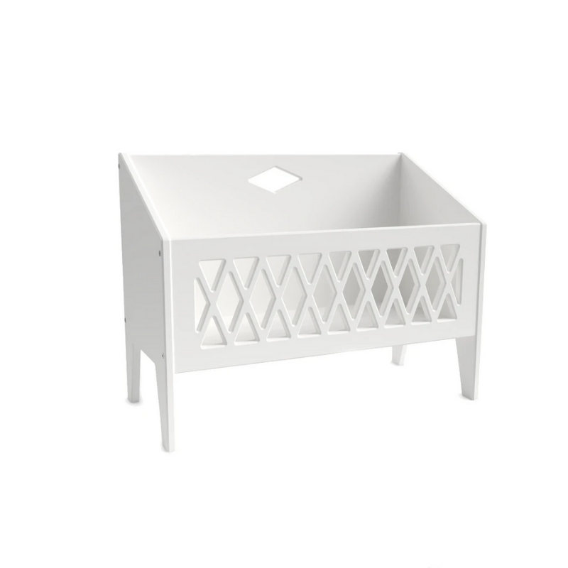 Picture of CamCam® Book rack Harlequin  White