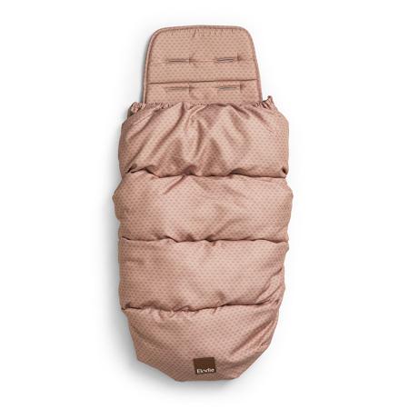 Elodie Details® Convertable Footmuff Pink Nouveau