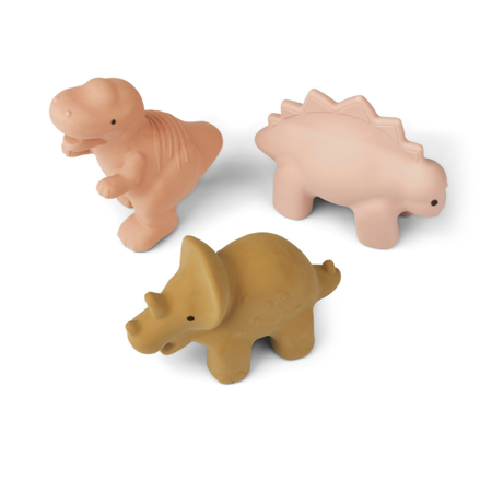 Picture of Liewood® David toys 3-pack Dino Rose Multi Mix