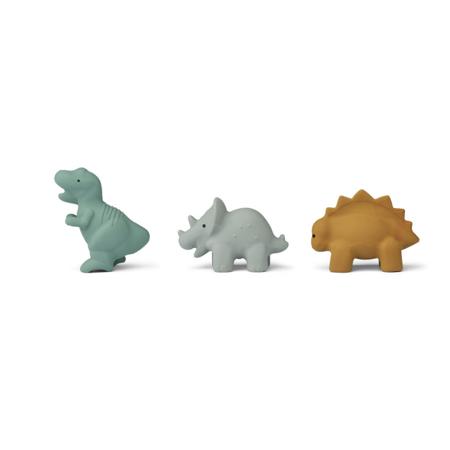 Liewood® David toys 3-pack Dino Blue multi Mix