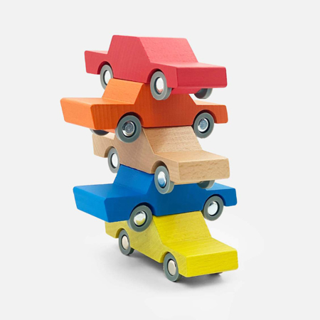 Picture of Way to Play® Back and Forth car - Woody