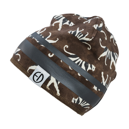 Picture of Elodie Details® Winter Beanie White Tiger