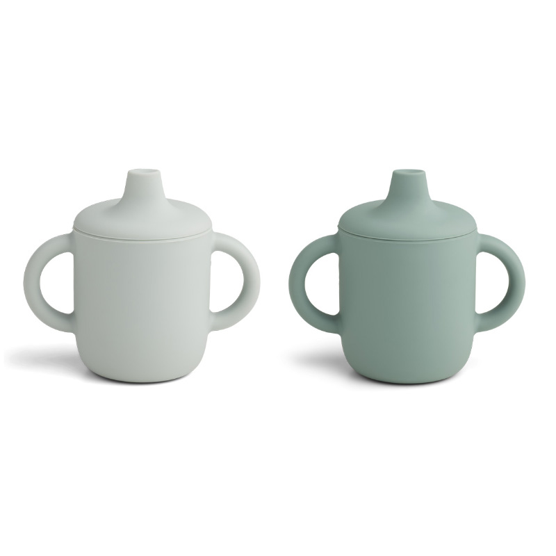 Picture of Liewood® No-spill Training Nail cups Mint Mix 2pc