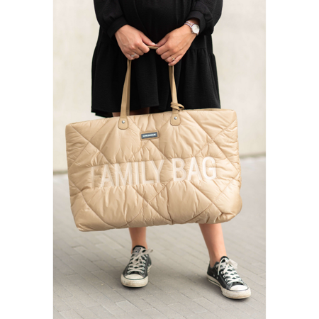 Picture of Childhome® Family bag Beige