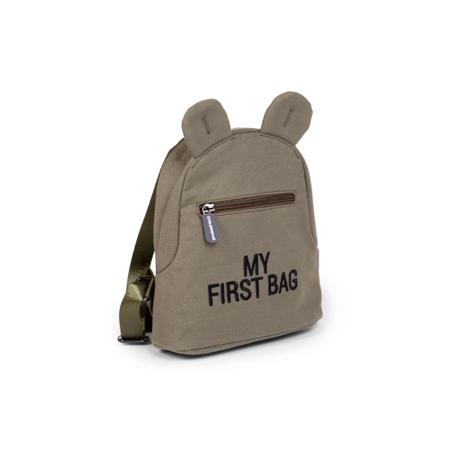 Childhome®  Children's Backpack My First Bag Kaki