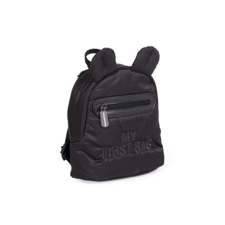 Picture of Childhome®  Children's Backpack My First Bag  Zwart