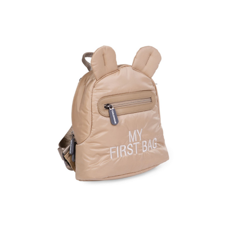 Childhome®  Children's Backpack My First Bag Beige
