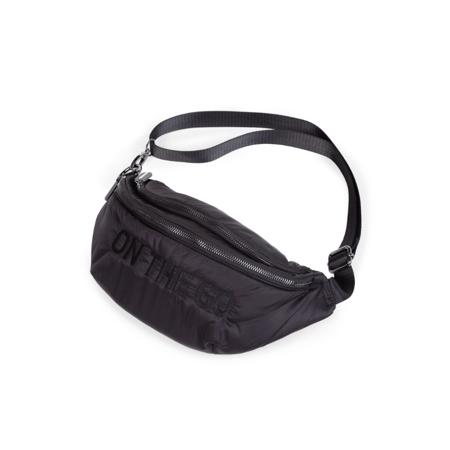 Childhome® Banana bag On the Go Hip Bag Zwart