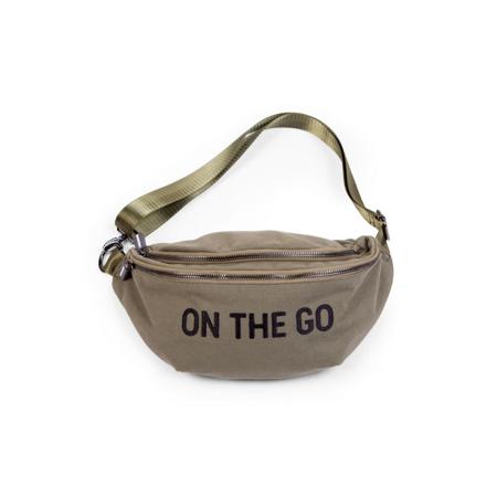 Picture of Childhome® Banana bag On the Go Hip Bag Kaki