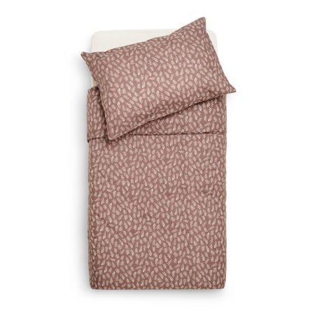 Picture of Jollein® Duvet cover Cot Meadow Chestnut 140x100
