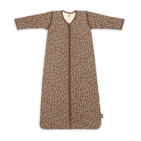 Picture of Jollein® Baby leeping ag with removable sleeves 70cm Meadow Chestnut TOG 3.5